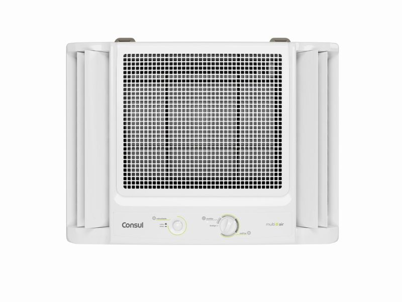 Ar condicionado de janela 7.500 btus frio Consul - CCB07DB - Frontal