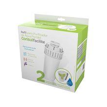 COMBO 2 Refis originais (CIX02) para Purificador de Água Consul CPF25