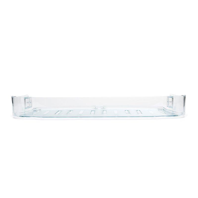 Prateleira verde cristal para porta - peças para geladeira - 326063836