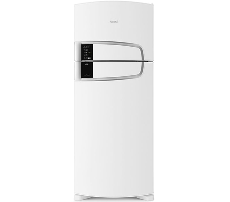 Geladeira Duplex Bem Estar Frost Free 405 Litros Consul - Geladeira Duplex CRM52AB - Vista Frontal