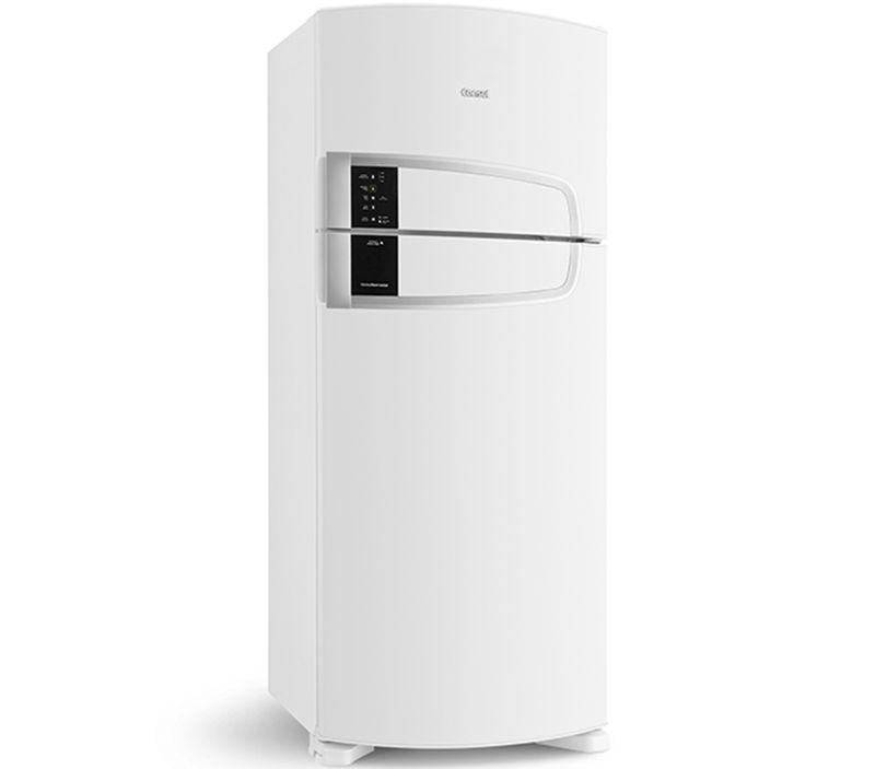 Geladeira Duplex Bem Estar Frost Free 405 Litros Consul - Geladeira Duplex CRM52AB - Vista Perspectiva