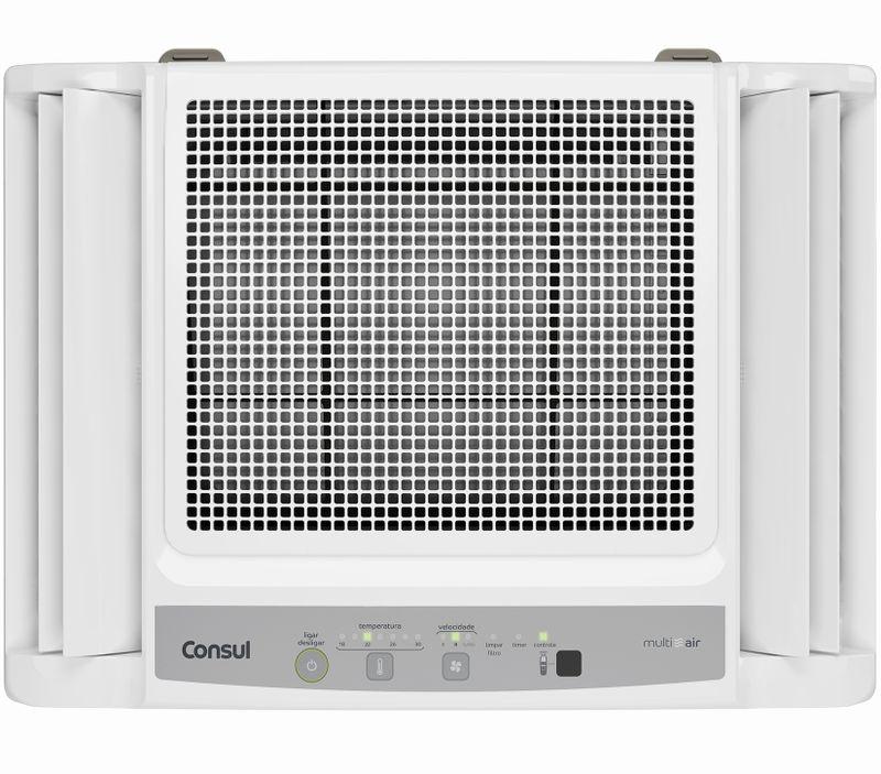 Condicionador de Ar: condicionador de ar janela 10.000 btus quente e frio CCO10DB Consul