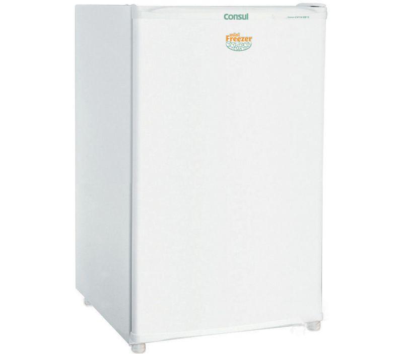 Freezer Vertical 66 Litros Compacto - Freezer Consul CVT10BB - Perspectiva