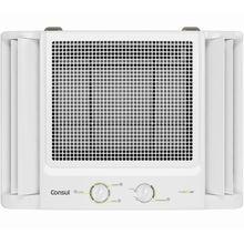 Ar condicionado janela 10000 BTUs/h Consul quente e frio com filtro antipoeira - CCS10DB