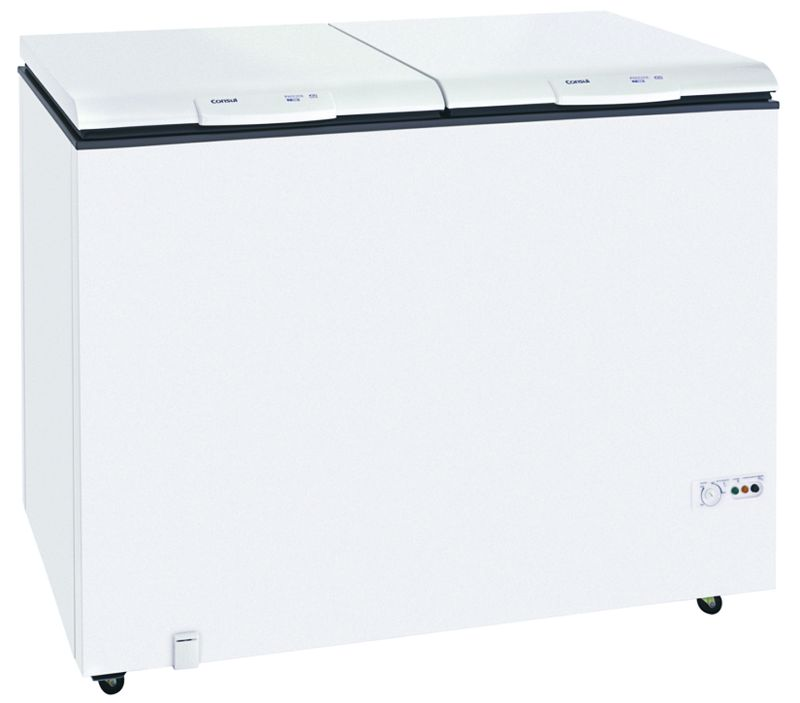 Freezer Horizontal Consul 404 Litros - Freezer Consul CHB42DB - Frontal