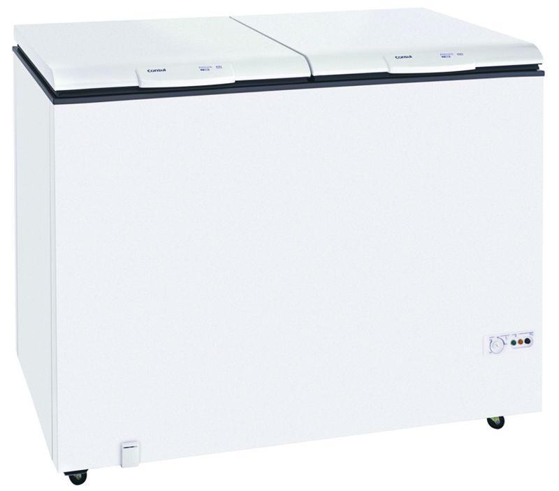 Freezer Horizontal Consul 519 Litros - Freezer Consul CHB53CB - Frontal