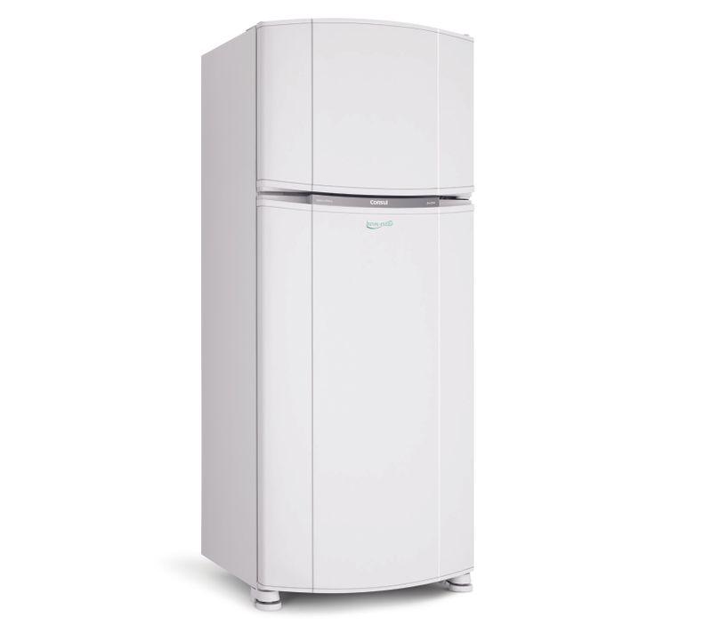 Geladeira - Geladeira frost free duplex branco 407 litros - Refrigerador CRM45BB