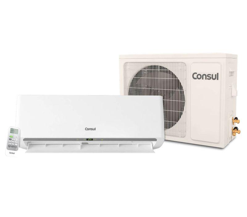 Ar condicionado split 22.000 btus frio Consul - CBA22CB - Imagem Frontal