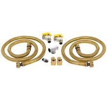 Kit Gás Encanado para Instalação Dupla de Cooktop e Forno - CJ-W10866791_2GN