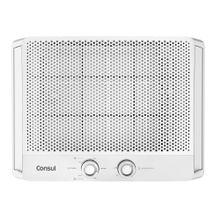 Ar condicionado janela 7500 BTUs Consul frio com design moderno - CCB07EB