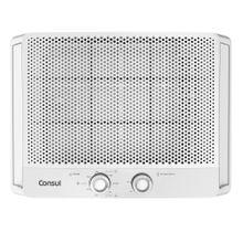 Ar condicionado janela 10000 BTUs Consul quente e frio com design moderno - CCS10EB