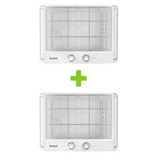 Combo Ar condicionado janela 10000 BTUs Consul (CCB10EB + CCB10EB) - CCB_CCB_CJ